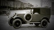 クラシックタイヤ 背景 1930s