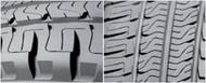 Auto Edito sp lamellized sculpture Tyres
