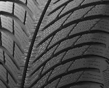 Automóveis Edito pilot alpin 5 techno 1 pattern pneus