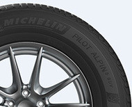 Auto Picto pilot alpin 5 suv techno 4 reinforced Tyres