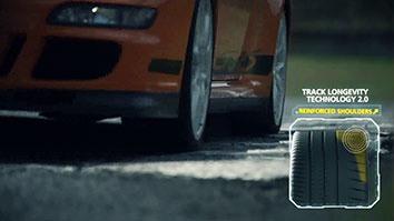 Bil Tidningsledare michelin pilot sport cup 2 technology 1 Däck