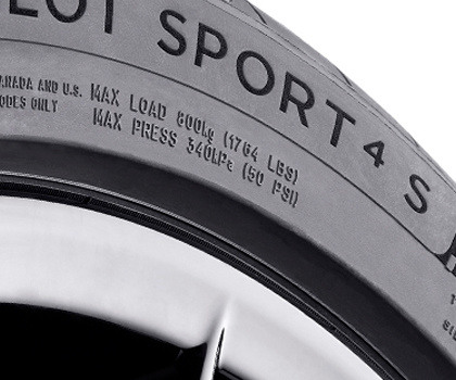 Auto Editorial pilot sport 4s marzo2018 Neumáticos