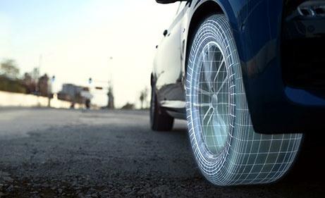 Auto Pictograma perf 02 robustness Neumáticos