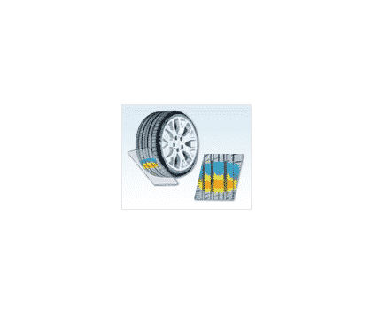 Auto piktogramm michelin latitude tour hp technology 2 reifen