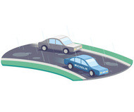 Auto piktogramm michelin crossclimate benefit1 reifen