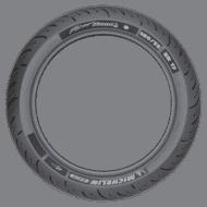 Motorrad reifen michelin pilot road 4 sidewall tyre side