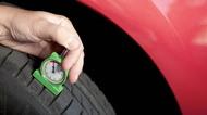 Automobil Uređivač tread check ok Savjeti