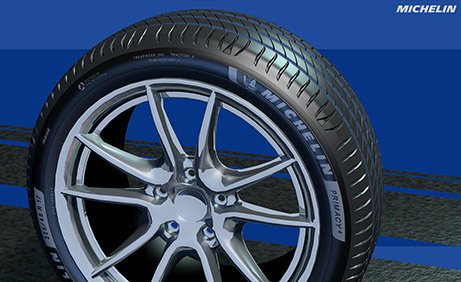 michelin primacy 4 wet braking 2