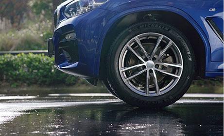 Pilot Sport 4 SUV Tyre Grip
