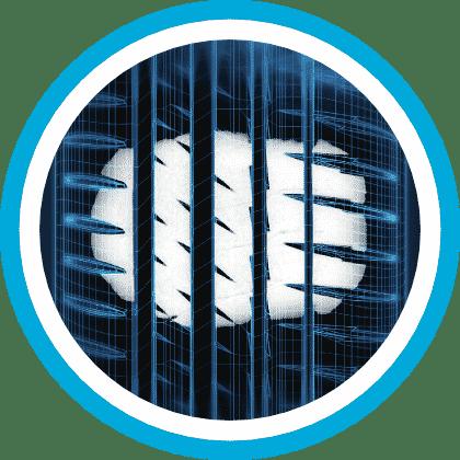 Bil Piktogram 4 reactive thread pattern Dæk