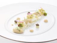 「新緑のパリ」ディナー デザート