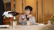 原田哲也氏 トゥールダルジャン 東京(TOUR D'ARGENT TOKYO)での食事