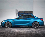 Auto Llantas highres the new bmw m2 10 20 neumáticos Persp