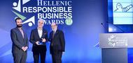 βραβείο hellenic responsibl