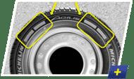 Automóvil Neumáticos thumb2 Persp