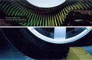 Automóvil Editorial img ironflex Neumáticos