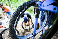 bike tips and advice fitting tubeless ready tires background