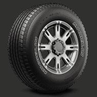 Auto Tyres tire ltx ms2 left three quarters Persp (perspective)