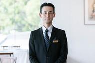レストラン花の木 支配人の黒木昭博さん