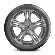 Auto Tyres pilot sport cup 2 side