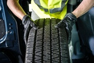 guide tire check tread