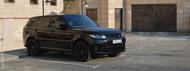 Automóvel Editorial range rover sport svr Dicas e conselhos