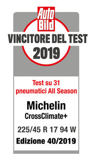 CrossClimate+ | Test Winner 2019