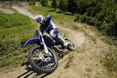Motorcykel Tidningsledare rtb3 full Däck