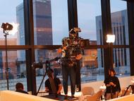 Paravi グラグラメゾン♥東京 撮影 ベージュ アラン・デュカス 東京玉森裕太 朝倉あき