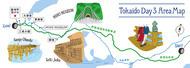 東海道3 イラストマップ