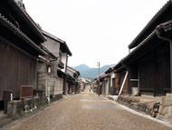 東海道の宿場町 関宿
