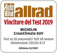 CrossClimate SUV | Test Winner