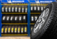 Motorcykel Dæk guide tires michelin store max max Perspektiv