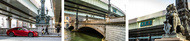日本橋 麒麟前 日本橋 全景 日本橋 オブジェ