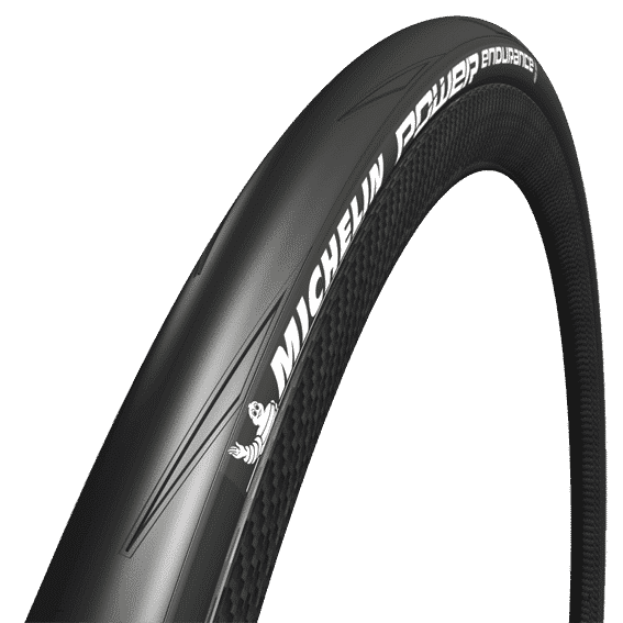 Michelin Power Endurance Tire- Clincher Red