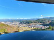 ホテルアソシア高山リゾート 露天風呂