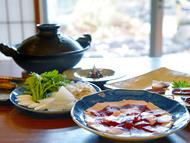 四季折々の天然食材を中心とした料理