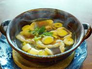 アナグマの鍋