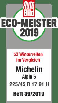 2019 AutoBild Eco-Meister Alpin 6