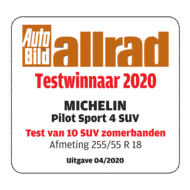 2020 - PS4 SUV - AutoBuild - Test winner