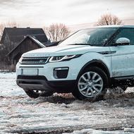 Auto Éditorial SUV-bon-sur-la-neige Astuces et conseils
