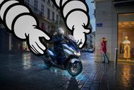 Motorrad Hintergrund michelin keyvisual citygrip2 3 Reifen