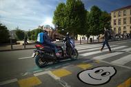 Motorrad Leitartikel michelin keyvisual citygrip2 Reifen