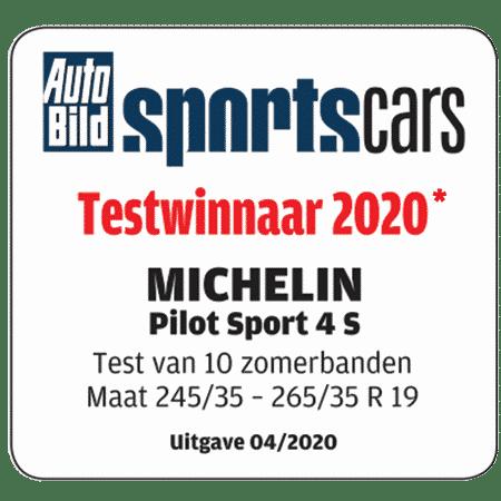 michelin ts pilotsport4s nl 19032020