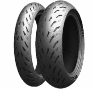 Moto Pneus michelin power5 Perspective