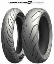 Moto Éditorial commander iii touring 2 pneus