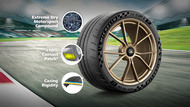 4w 368 tire michelin pilot sport cup 2 r en us features and benefits 2 signature 16 slash 9