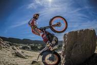 moto competition 2017 trial toni bou
