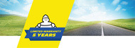 michelin warranty banner