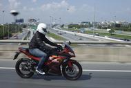 Motorrad Leitartikel pilot street radial Reifen